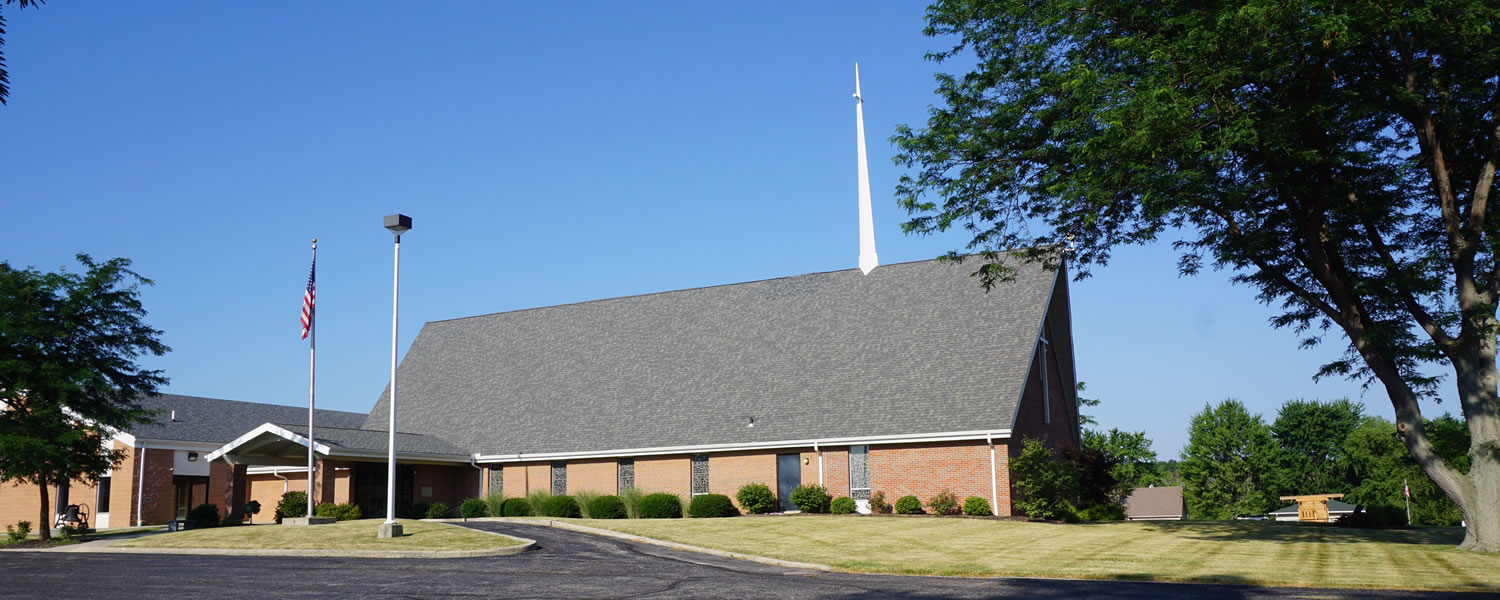 Trinity Lutheran Church Findlay